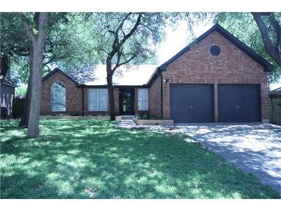 Travis County Single Family Home For Sale: 2907 Allison Dr