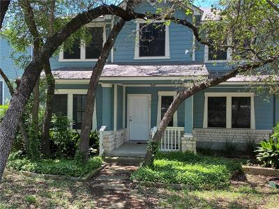 Cedar Park Single Family Home Pending - Taking Backups: 303 Lollipop Ln