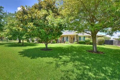 Round Rock TX Single Family Home Pending - Taking Backups: $299,900
