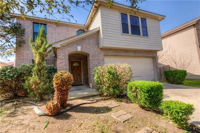 Single Family Home For Sale: 7908 Running Water Dr