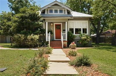 New Braunfels Single Family Home Pending: 398 S Willow Ave
