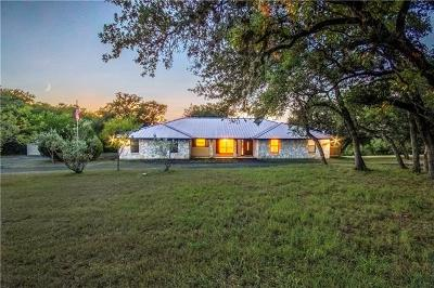 New Braunfels Single Family Home For Sale: 5830 Wegner Rd