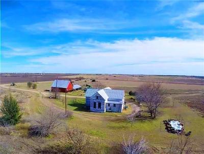Elgin Farm For Sale: 15906 County Line Rd