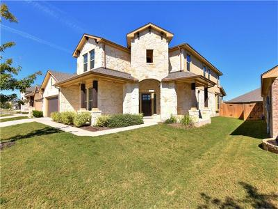 Leander Single Family Home For Sale: 325 Joe Bates Dr