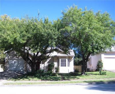 Travis County Single Family Home Pending - Taking Backups: 2300 Big Hollow Dr
