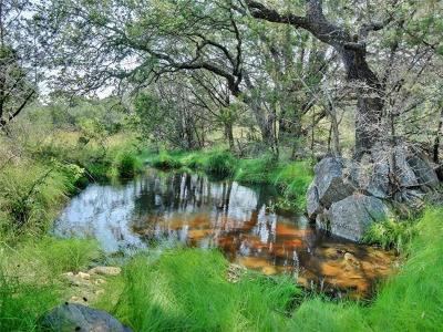 Bell County, Burnet County, Comal County, Fayette County, Hays County, Lampasas County, Lee County, Llano County, San Saba County, Travis County, Williamson County Farm For Sale: TBD Hwy 71