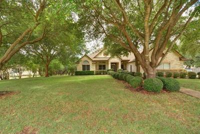 Hays County, Travis County, Williamson County Single Family Home For Sale: 9519 Anchusa Trl