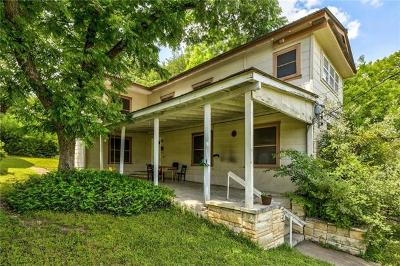 Single Family Home For Sale: 3306 Liberty St