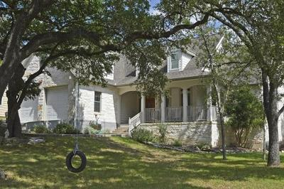 Wimberley Single Family Home Pending - Taking Backups: 75 Woodcreek Dr