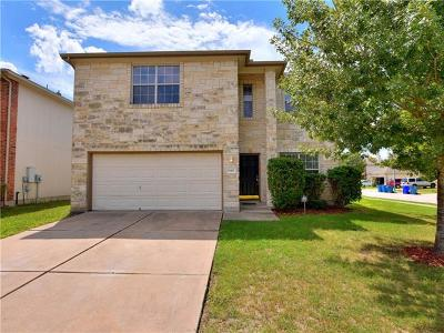 Single Family Home For Sale: 18101 Topsail St