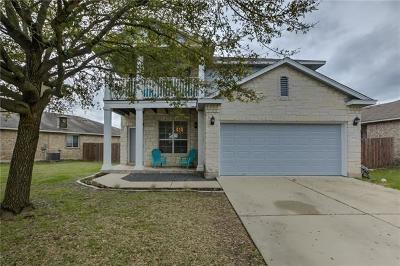Austin Single Family Home Pending - Taking Backups: 11716 Raymond C Ewry Ln