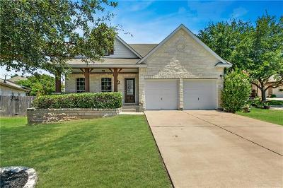 Hutto Single Family Home For Sale: 1212 Bethpage Dr