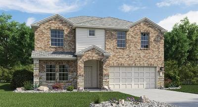 Buda TX Single Family Home For Sale: $312,665