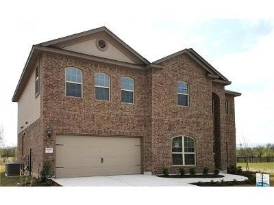 Manor Single Family Home For Sale: 16920 John Michael Dr