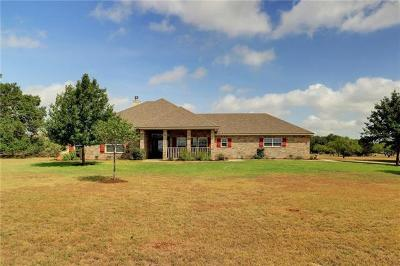Salado Single Family Home For Sale: 1206 Long Mdw