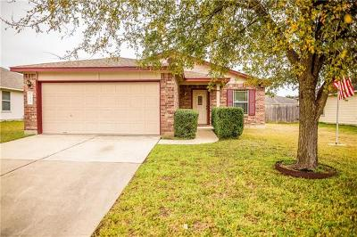 Bastrop County Single Family Home Pending - Taking Backups: 217 Katy B Ln