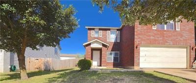 Del Valle Single Family Home For Sale: 13004 Lofton Cliff Dr