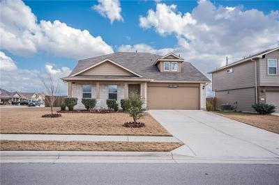 Hutto TX Single Family Home Pending - Taking Backups: $236,999