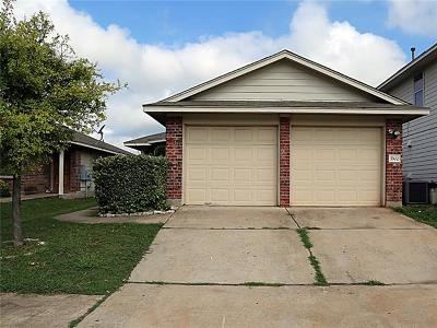 Austin Single Family Home For Sale: 3302 Etheredge Dr
