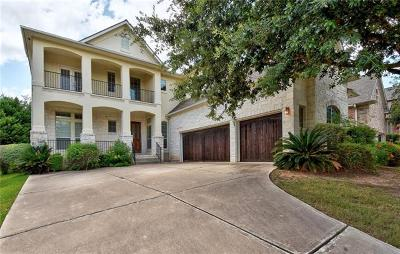 Austin Single Family Home For Sale: 916 Cavalry Ride Trl