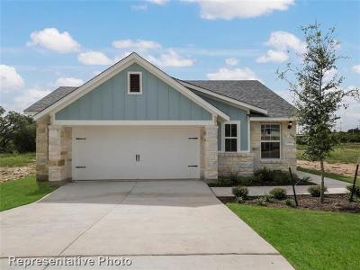 Cedar Park Single Family Home For Sale: 13701 Ronald Reagan Blvd #3