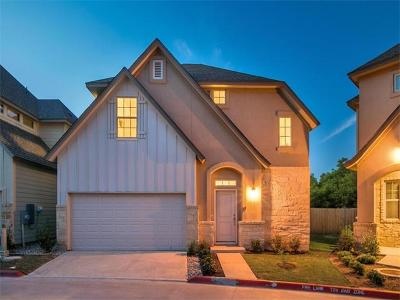 Travis County Single Family Home For Sale: 13501 Metric Blvd #37