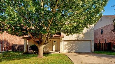Austin Single Family Home For Sale: 2504 Regal Park Ln
