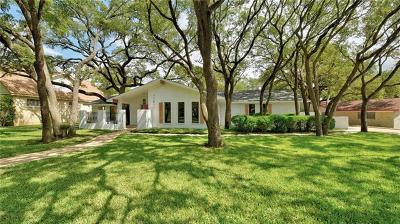 Austin Single Family Home For Sale: 11811 Brookwood Rd