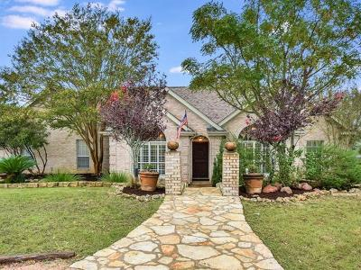 Dripping Springs TX Single Family Home Pending - Taking Backups: $440,000
