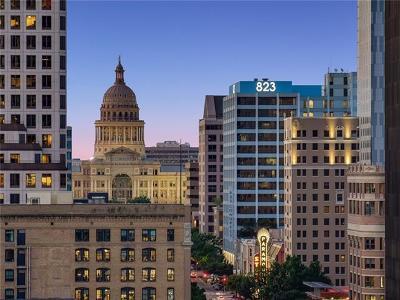 Austin Condo/Townhouse For Sale: 200 Congress Ave #14D