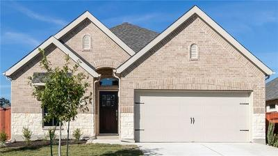 Liberty Hill Single Family Home For Sale: 105 Locklin Dr