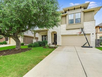 Austin Single Family Home For Sale: 12212 SW Cardinal Flower Dr