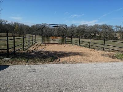 Smithville Farm For Sale: TBD Leaque Line Rd