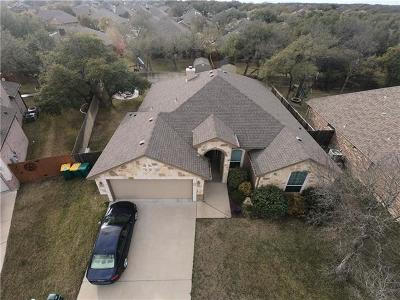 Belton Single Family Home For Sale: 3209 South Fork Cir