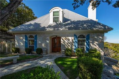 Wimberley Single Family Home For Sale: 400 Sunrise Dr