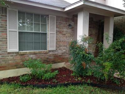 Pflugerville Single Family Home For Sale: 1240 E Hughmont Dr