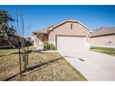 Leander Single Family Home For Sale: 116 Snowy Egret Ln