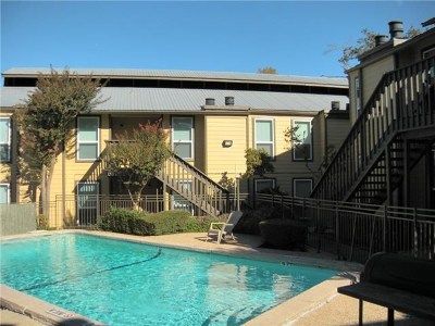Austin Condo/Townhouse For Sale: 1000 W 26th St #110