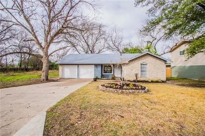 Travis County Single Family Home For Sale: 906 Hermitage Dr