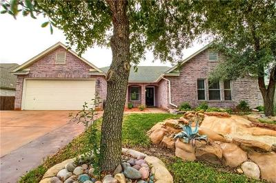 Pflugerville Single Family Home For Sale: 1012 Skylark Hill Ln