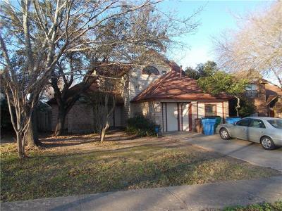 Austin Rental For Rent: 2110 Warfield Way
