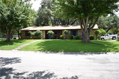 Lampasas Single Family Home For Sale: 14 Caprice Ln