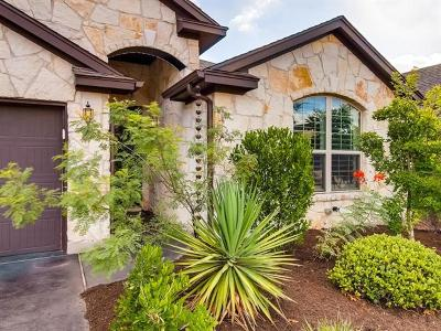 Austin Single Family Home For Sale: 18408 Deep Well Dr