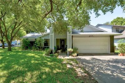Austin Single Family Home For Sale: 1507 Cattle Trl