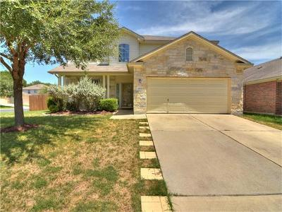 Hays County, Travis County, Williamson County Single Family Home For Sale: 9201 Grant Forest Dr
