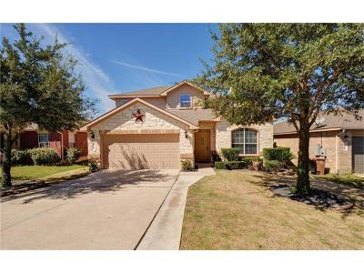 Austin Single Family Home For Sale: 11712 Gaelic Dr