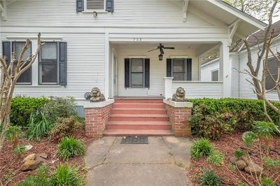Smithville Single Family Home For Sale: 702 Olive St