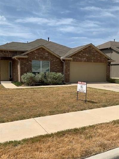 Hutto Rental For Rent: 306 Camellia Dr