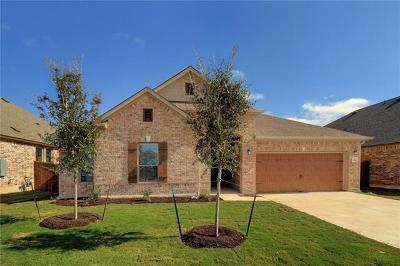 Leander Single Family Home For Sale: 1100 Plano Ln