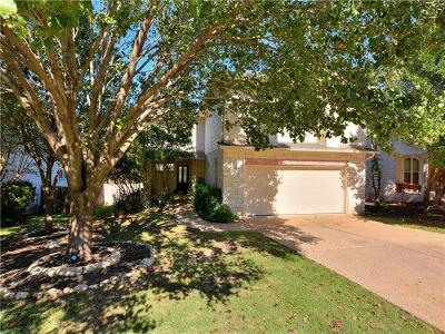 Round Rock TX Single Family Home For Sale: $310,000